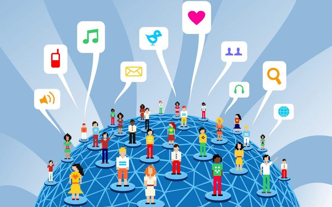 Redes, banco de dados, nuvem e internet: esse é o Mundo Virtual!